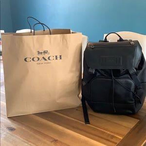 Men's Coach Backpack